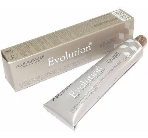 Tintura Alfa Parf Evolution Coloración X 60 Gr Con Amoniaco