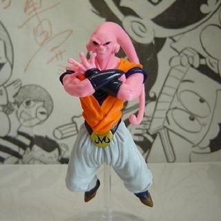 Majin Buu Dragon Ball Hg 18 Bandai Original Churete