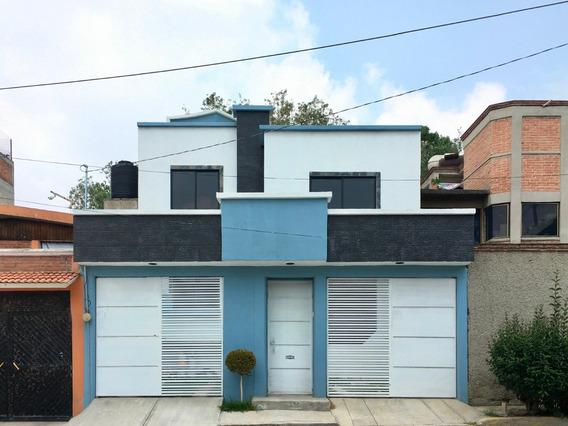 Casa Nueva En Venta, Ixtapaluca Edo Mex, 3 Recamaras.