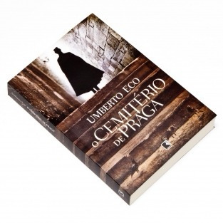 Livro O Cemitério De Praga - Umberto Eco Editora Record