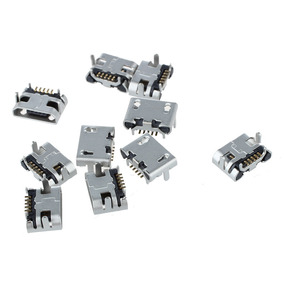 Conector Usb Ms7 Tab Multilaser Original 30 Unidades