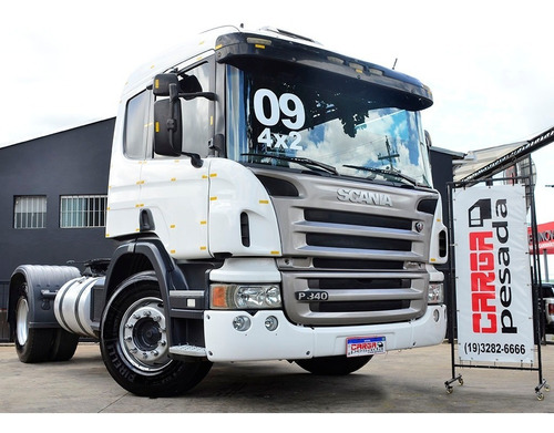Scania P 340 2009= P360 Fh 380 Scania Mb Iveco 380 330