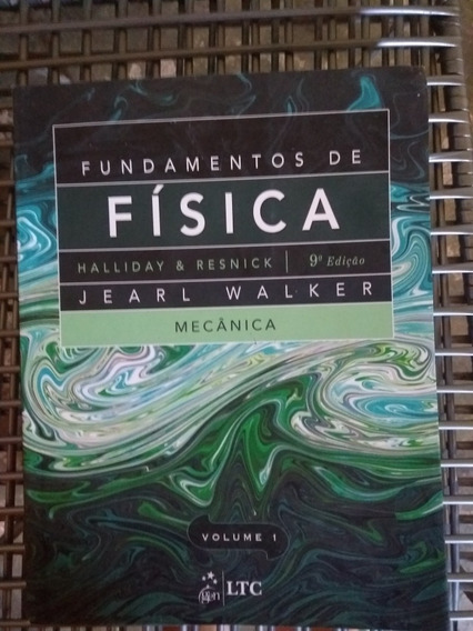 Fundamentos Da Fisica - Volume 1