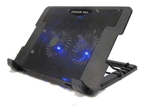 Cooler Ventilador Base Enfriadora Reclinable Laptop Notebook