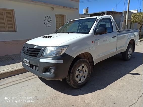 Toyota Hilux 2.5 2012 Cabina Simple