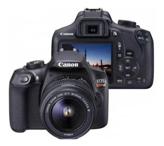Câmera Fotográfica Canon T5i Em Estado De Nova.