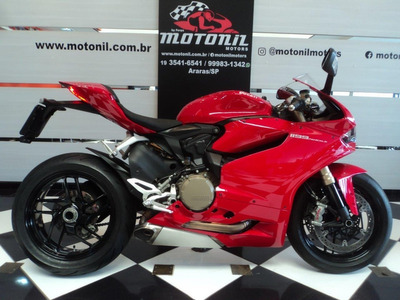 Ducati Panigale 1199 Abs 2015