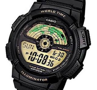 Reloj Casio Iluminator Digital Ae-1100w-1bvdf