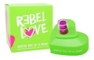 Agatha Rebel Love 80 Ml Eau De Toilette De Agatha Ruiz De La