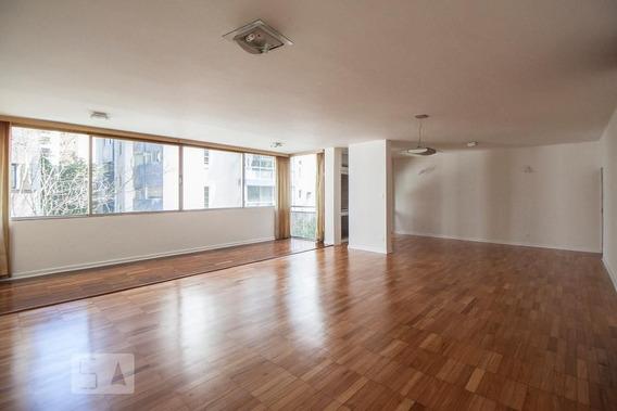 Apartamento No 3º Andar Com 3 Dormitórios E 1 Garagem - Id: 892971452 - 271452