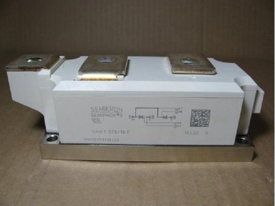 Módulo Tiristor Semikron Skkt 570/16e