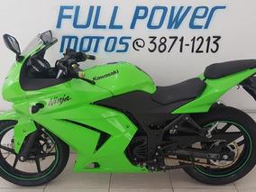 Kawasaki Ninja 250r 2011 Verde