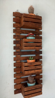 Jardinera Vertical Rustica