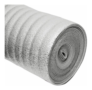 Rollo Aislante Aluminio Simple 5mm X 20 Metros + 6 Cuotas!
