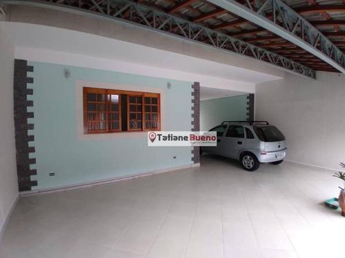 Casa Com 4 Dormitórios À Venda, 210 M² Por R$ 605.000 - Cidade Vista Verde - São José Dos Campos/sp - Ca2450