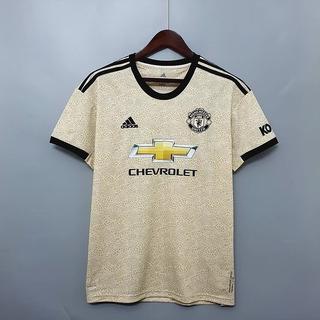 Camisa Original Manchester United 2019/2020 (personalizável)