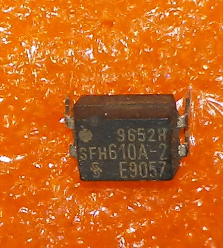 Sfh610a-2 Transistor Optoacoplador  -  Kit 2 Peças