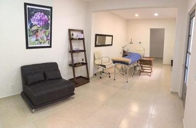 Rento Consultorio/oficina En Excelente Ubicación En La Colonia Del Valle