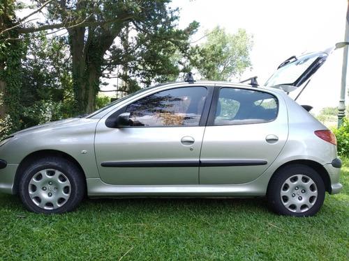 Peugeot 206 Premium 1,6 5p Nafta/gnc Año 2006