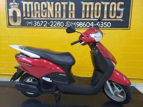 Honda Lead - 110 - Vermelha - Km 46.000 - 1197740-1073 Déb