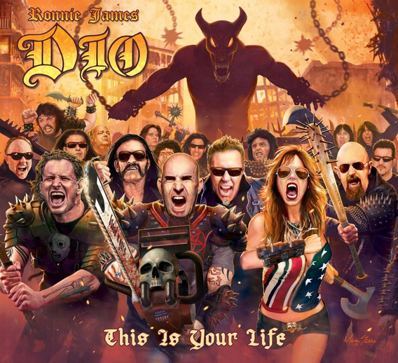 Cd Dio, This Is Your Life