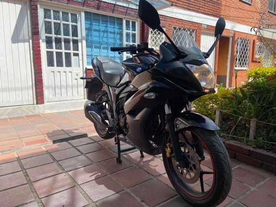 Suzuki Gixxer 154