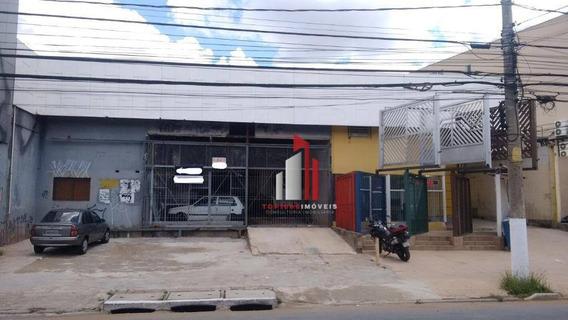 Galpão À Venda, 852 M² Por R$ 7.900.000 - Butantã - São Paulo/sp - Ga0010