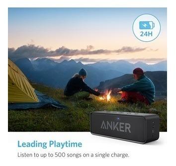 Anker Soundcore 2 - Bluetooth - Ipx7 Á Prova Dágua