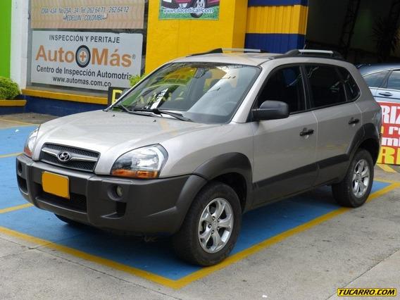 Hyundai Tucson Gl Crdi Mt 2000cc 4x4 Fe 2 Ab Td
