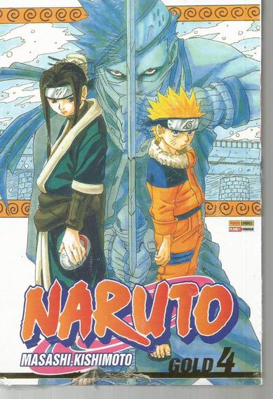 Naruto Gold 04 - Panini 4 - Bonellihq Cx144 B18