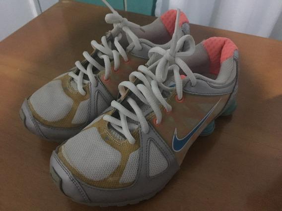 Nike Shox 34br Super Novo