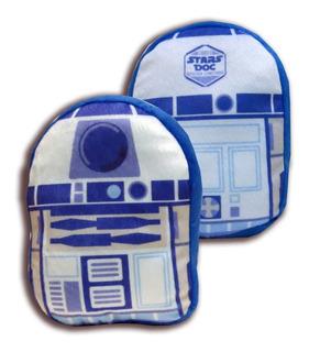 Muñecos Almohadon Star Wars Diseño Darth Vader Yoda R2d2