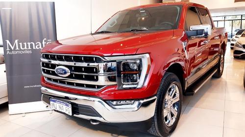 Imagen 1 de 15 de Ford 150 Lariat Luxury 5.0l Pick Up Cabina Doble V8 4x4 2021