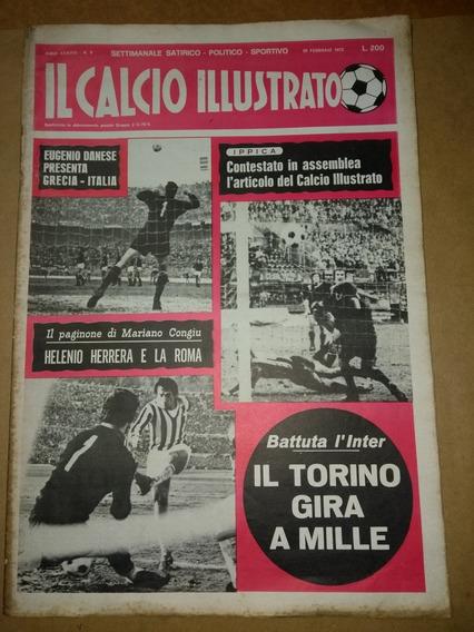 Il Calcio Illustrato Torino-1972
