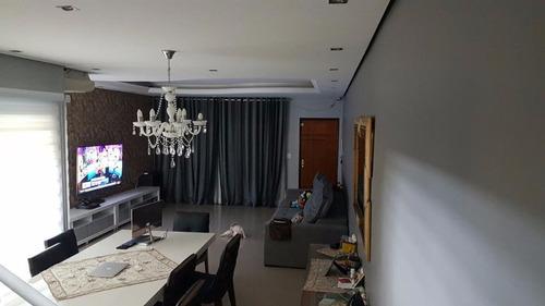 Sobrado Com 3 Dormitórios À Venda, 200 M² Por R$ 1.010.000,00 - Mooca - São Paulo/sp - So1179