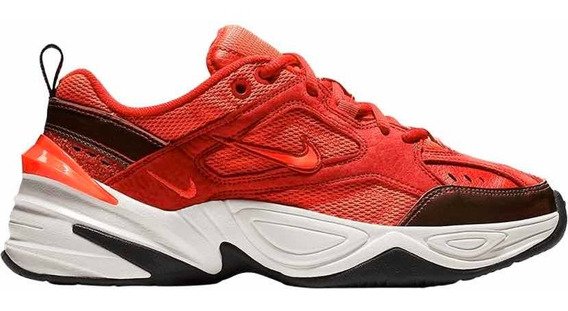 Sneakers Original Nike M2k Tekno University Red Rojos