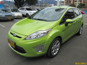 Ford Fiesta 2012 Hb Ses Mt 1600cc Aa Abs Ab