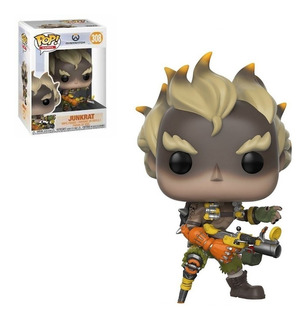 Figura Funko Pop Games Overwatch - Junkrat 308