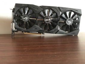 Placa De Video Asus Gtx 1080 Strix Advanced Edition