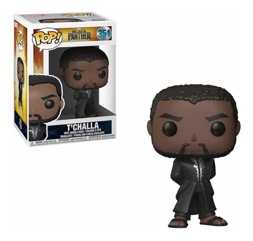 Funko Pop Tchalla 351! Black Panther