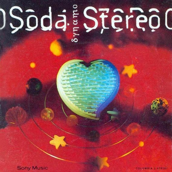 Vinilo Soda Stereo Dynamo Nuevo Sellado Open Music Sy
