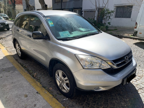 Imagen 1 de 12 de Honda Crv Lx - 2011 - Muy Buen Estado