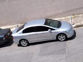 Honda New Civic Exs Flex 2008 Prata
