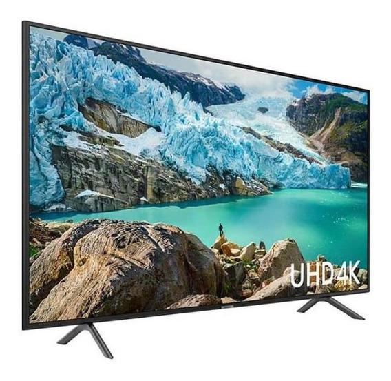 Smart Tv Led 58 Ultra Hd 4k Ru7100 3 Hdmi 2 Usb Wi-fi - Bivolt 0