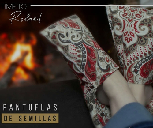 Pantuflas De Semillas