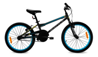 Bicicleta Niña Niños Aluminio Rodado 20 Battle Freno V Brake