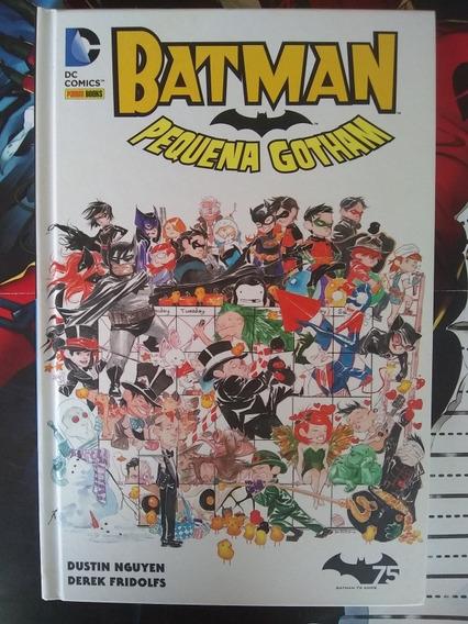 Batman Pequena Gotham Panini Seminovo