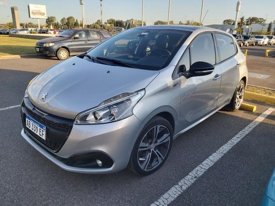 Peugeot 208 1.6 Gt Thp 2017 - Car One - Ez -