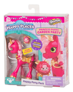Shopkins Happy Places Fig C/acc 8 Cm Surt Serie 4 (56676)
