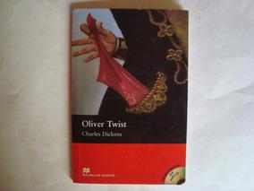 Livro Oliver Twist - Charles Dickens ( Em Ingles )